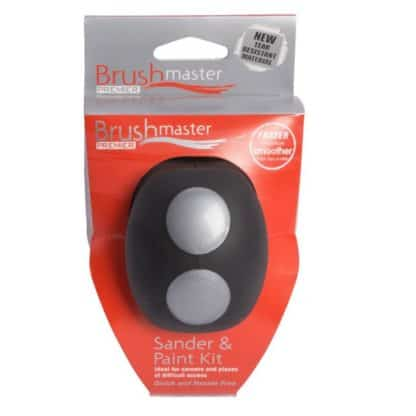 Brushmaster 3-in-1 Sanding and Painting Tool