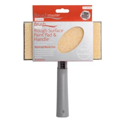 Brushmaster Masonry Paint Applicator and Pad