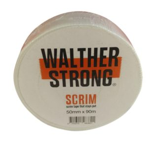 Walther Strong Plasterers Scrim Tape