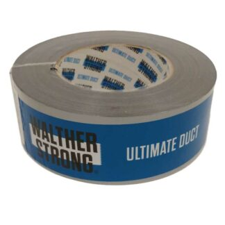 Walther Strong Ultimate Duct Tape- Silver 50mm