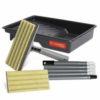 Brushmaster Specialist Garage Floor paint Applicator Kit