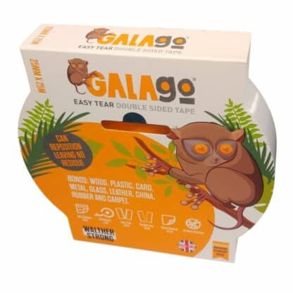 25m Roll of Galago Double Sided Craft Tape