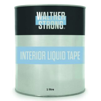 1ltr tin of Walther Strong Liquid Masking Tape