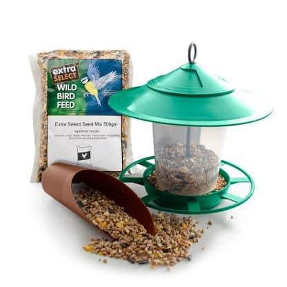 Etree Bird Feeder Gift Set